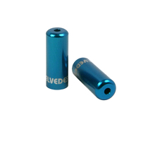 Elvedes Cable Ferrule 4.2Mm - Blue (1)