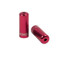 Elvedes Cable Ferrule 4.2Mm - Red (1)