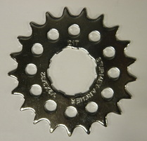 Sprocket 21T Flat 3/32 9 Spline HSL-919