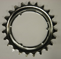 Sprocket 19T 3/32 Dished 8 Speed HSL-868