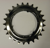 Sprocket 25T 3/32 Dished 8 Speed HSL-867