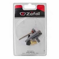 Zefal Valve Adaptor Set All Valves / Balls / Air Mattresses