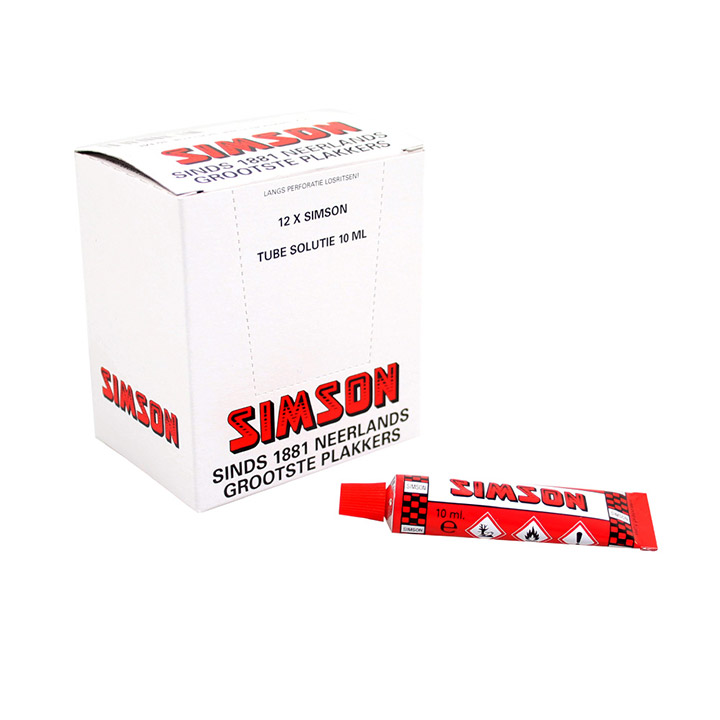 Simson Tube Vulcanizing Solution 10 ml