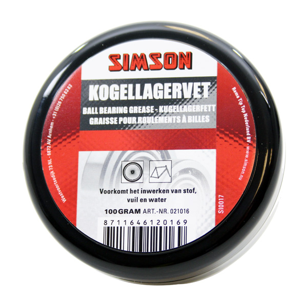 Simson Bearing Grease - 100g