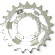 Shimano Sprocket Shimano Nexus 21 Tooth Silver