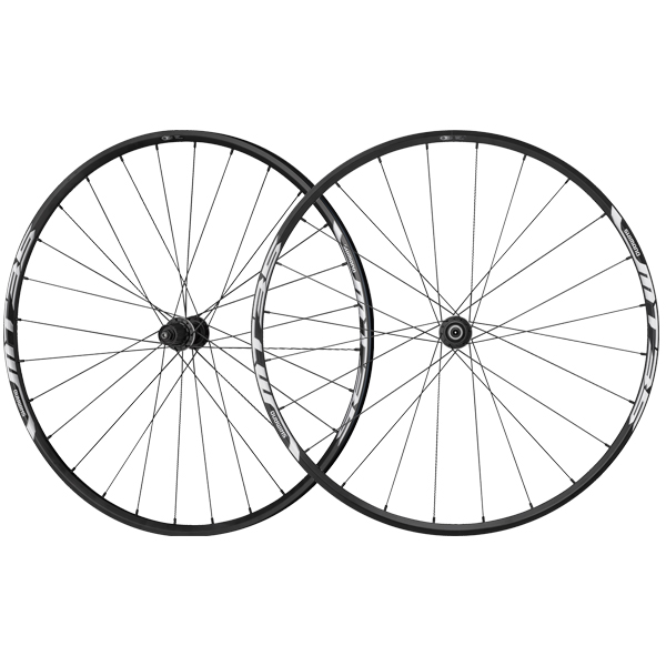 Shimano MT35 Wheelset 27,5 Inch Clincher Disc 10S - Black