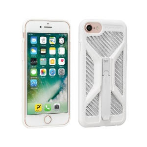 Topeak RideCase Phone Holder iPhone 6/6S/7 - White