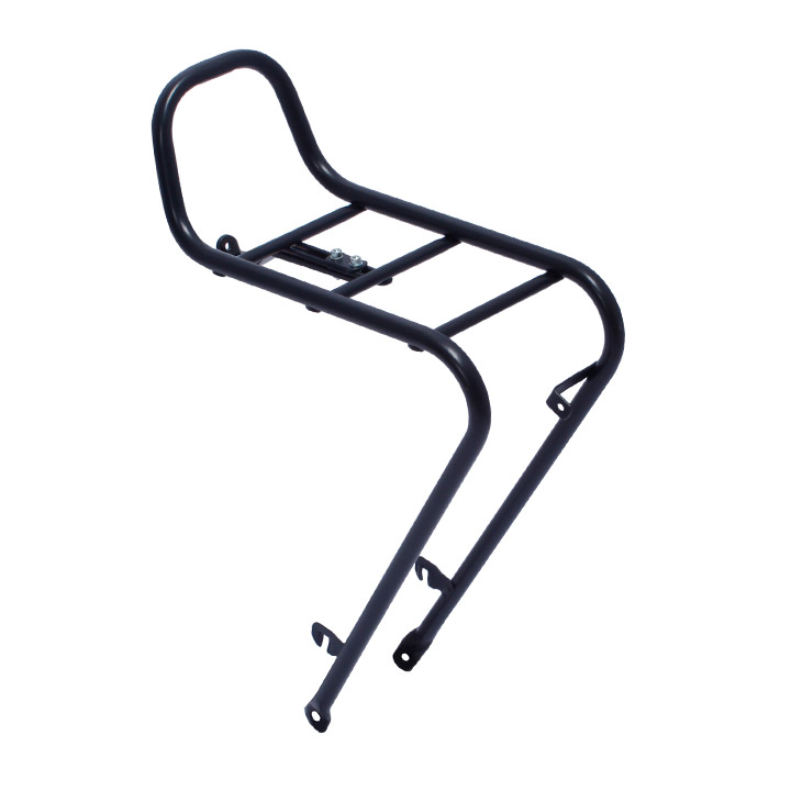 Steco Front Rack Flow 28 Inch Mat Black