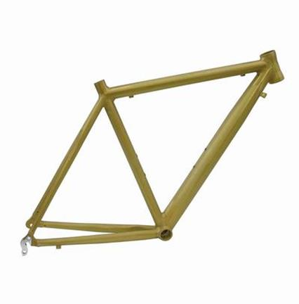 Astro Frame Race HSRCH-500 Alloy 54cm - Alodine Raw Finish