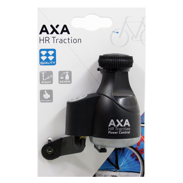 Axa Bicycle Dynamo HR Traction Power Control