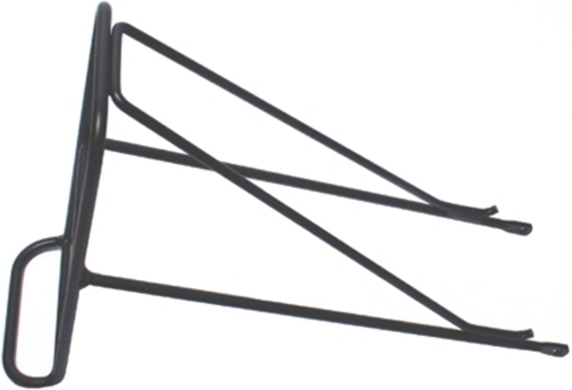 Bor Yueh Front Rack 1939 S 26/28 Inch - Black