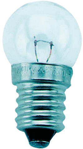 Busch&Müller Light Bulb 6V/0.6W Thread