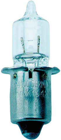 Busch&Müller Light Bulb 6V/3W Halogen Plugin Base