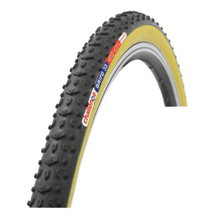 Challenge Tubular Grifo 33-622 Black/Brown