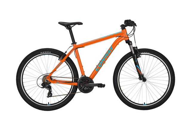 Conway MS 227 Men 27.5 Inch 52cm 21S - Orange/Blue