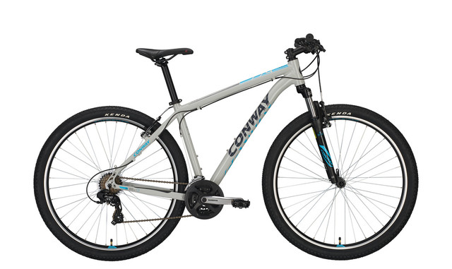 Conway MS 229 Men 29er 44cm 21S - Gray/Blue