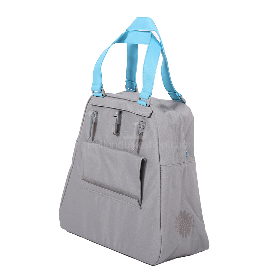 FastRider Single Pannier Shopper Anemone Gray