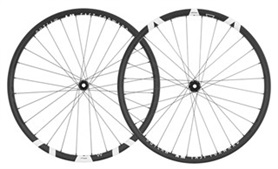 FFWD Outlaw AM Wheelset 27.5 Inch Shimano 11S - Black