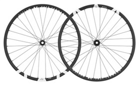 FFWD Outlaw XC Wheelset 27.5 Inch Shimano 11S - Black