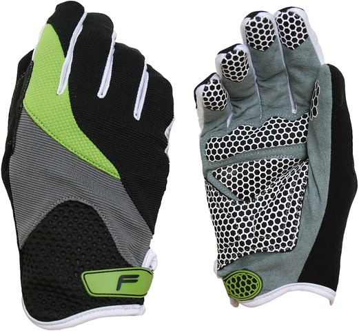 Fuse Glove Zenmaster Summer Black/Green Size M