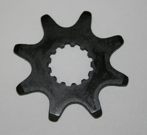 Gazelle Sprocket Cylinder Block 8 Teeth Easyglider