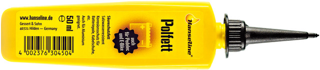 Hanseline Polfett Grease 50ml Tube