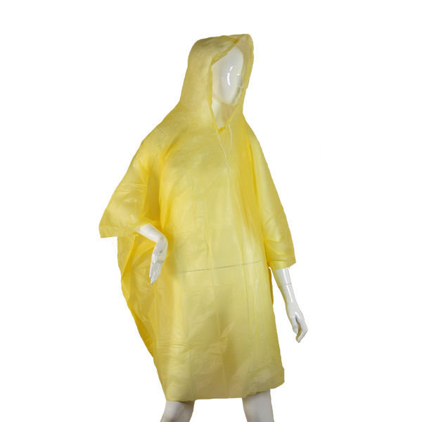 HBS Poncho Lightweight - Yellow
