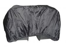 Hock Rain Cover Front Double Bag - Black