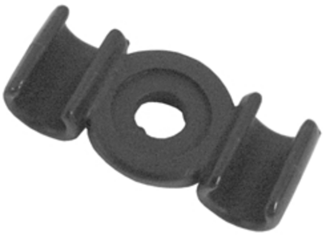 Cable Clamp 847 Frame Assembly 2-Fold - Black