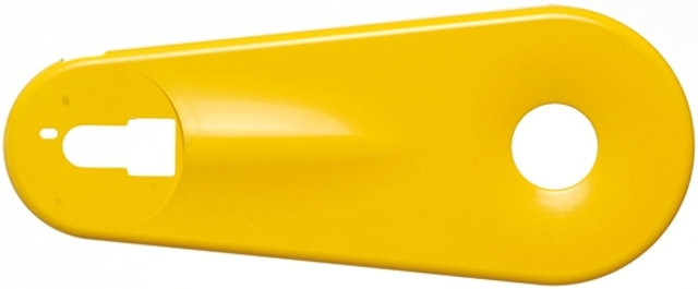 Chain Guard 18 Inch for Delphin Yellow