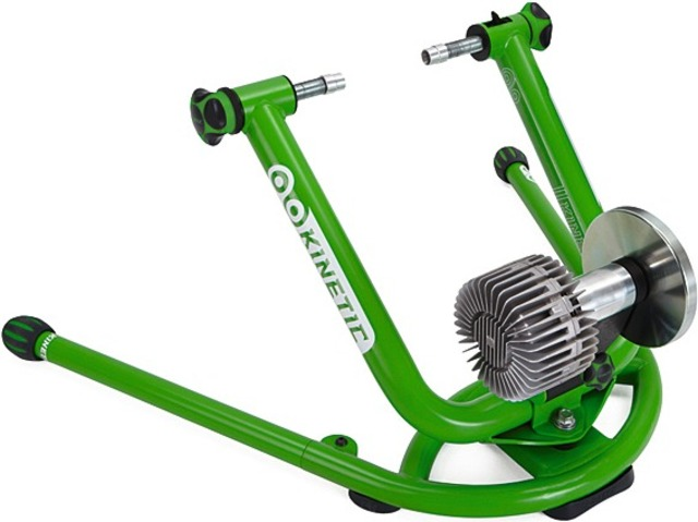 Kinetic Rock and Roll II Cycling Trainer - Green