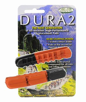 Kool Stop Brake Pad Dura2 Dual Compound For Dura Ace