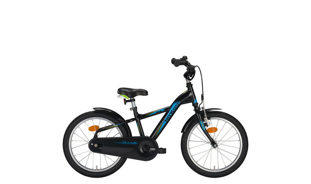 Noxon Boys Cross Boys Bicycle 18 Inch 28cm 1S - Black