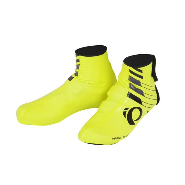 Pearl Izumi PRO Barrier Overshoe Fluor Yellow - Size L
