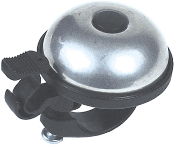 Reich Bicycle Bell Mini Alu - Silver