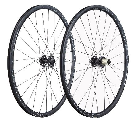 Ritchey Wheelset WCS Vantage 27.5 Inch CLdisc Tubeless Black