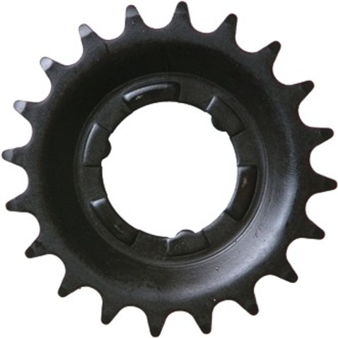 Shimano Sprocket Nexus 19T 3/4/7/8V Steel - Black
