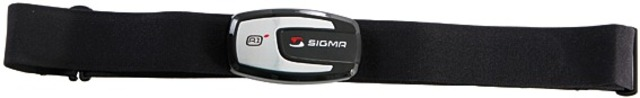 Sigma Chest Band with Comfortex+ R1 Heart Rate Sensor