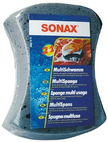 Sonax Multi Sponge - Two-Sided Coarse/Soft