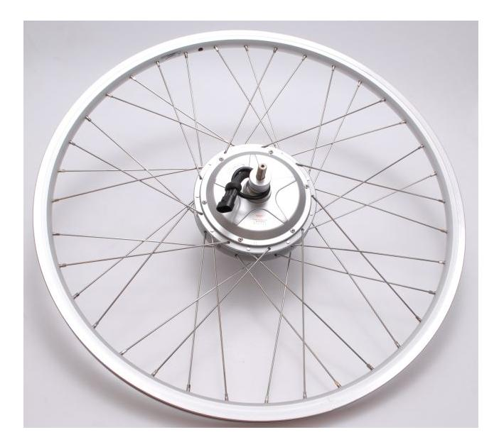 Sparta Rear Wheel E-Bike 135mm MMU1 - Alu/Inox