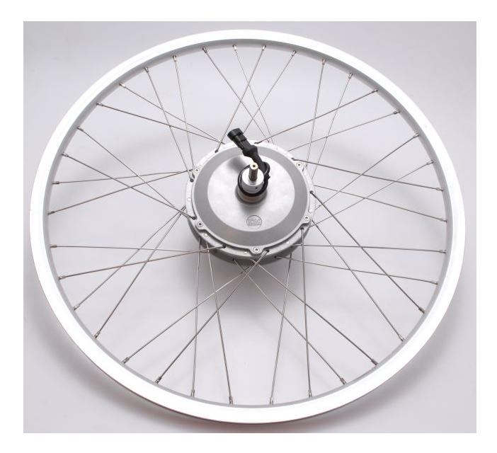 Sparta Rear Wheel E-Bike 155mm MMU2 - Alu/Inox
