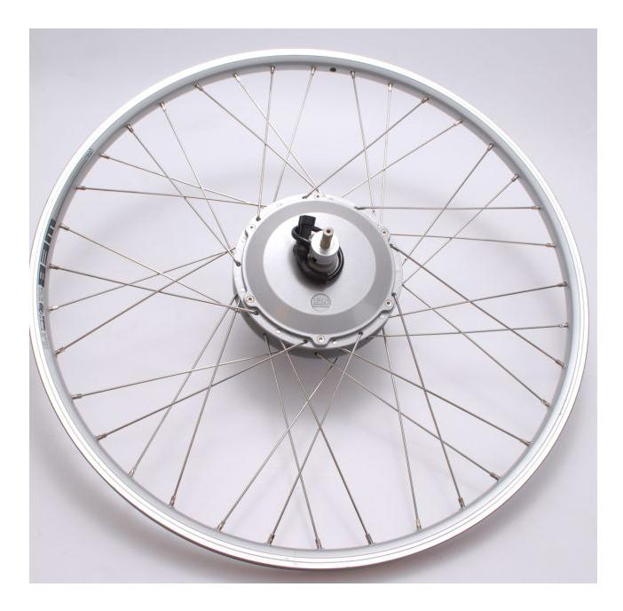 Sparta Rear Wheel GL E-Bike 155mm MMU2 2011 - Alu/Inox