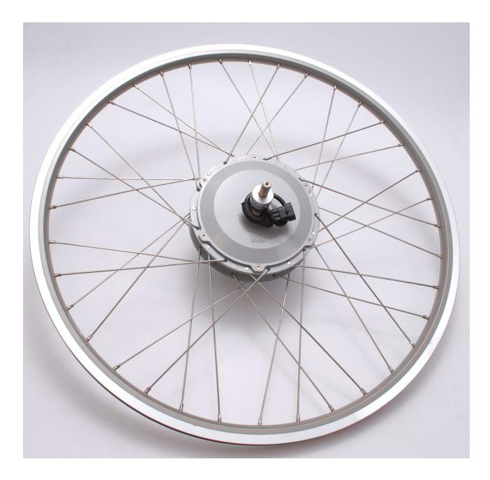 Sparta Rear Wheel SP-2 E-Bike MMU2 - Champagne/Inox