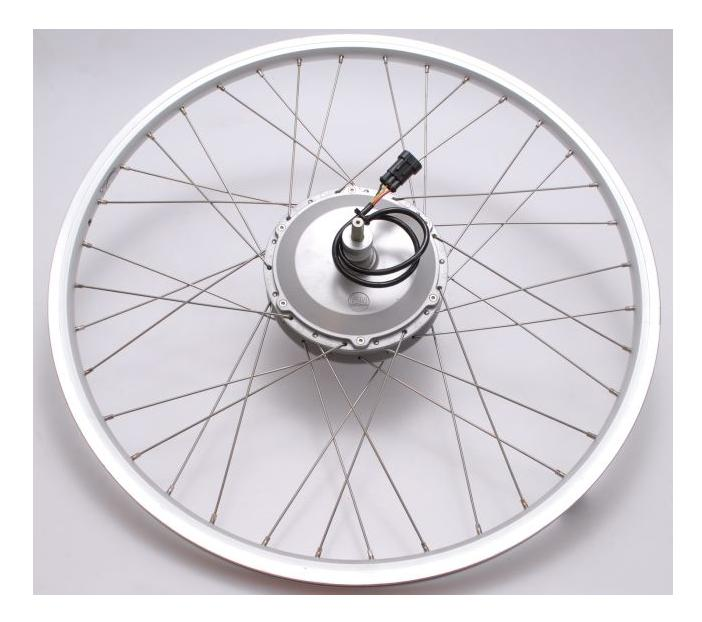Sparta Rear Wheel XT2 E-Bike 155mm MMU2 - Alu/Inox