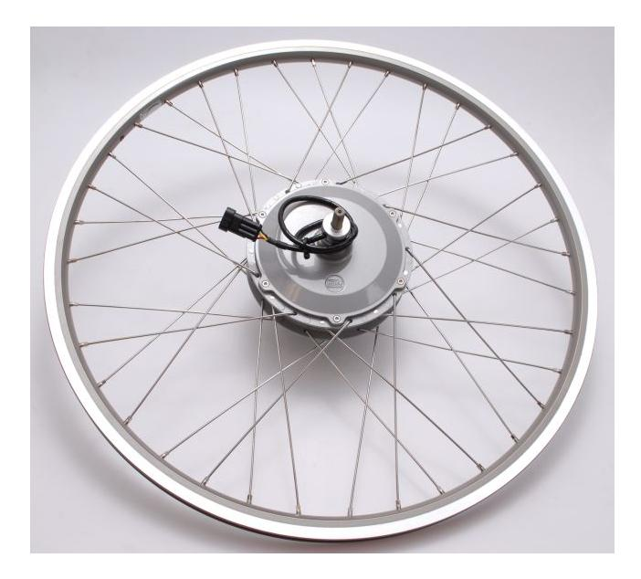 Sparta Rear Wheel XTS-2 E-Bike 155mm MMU2 - Champagne/Inox