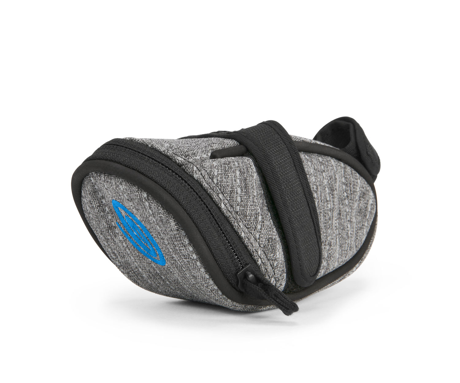 Timbuk2 Bike Seat Pack - Black/Pinstripe Pacific