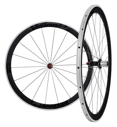 Vision Wheelset Trimax Carbon T42 9/11S Shimano Gray