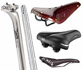 Bicycle Saddle & Seatpost