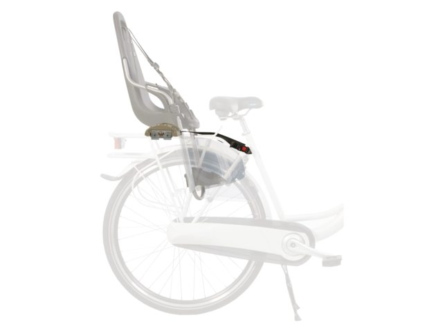 Qibbel Mounting On Pannier Rack For Rear Child Seat